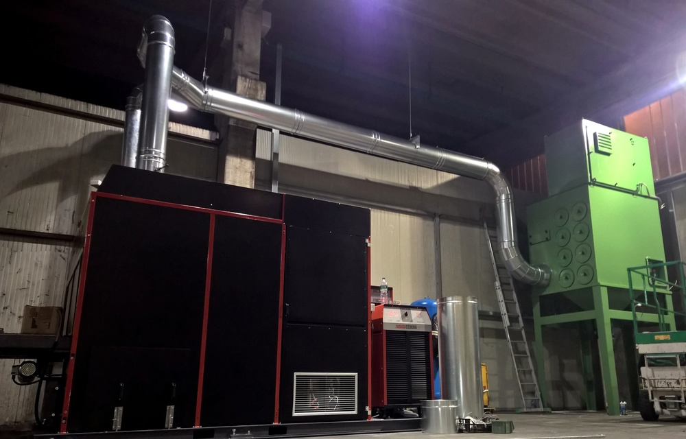 Impianti di filtrazione taglio termico - 8